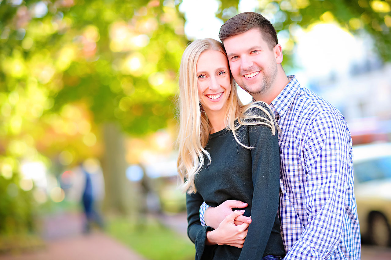 Molly Declan Zionsville Engagement Session 067
