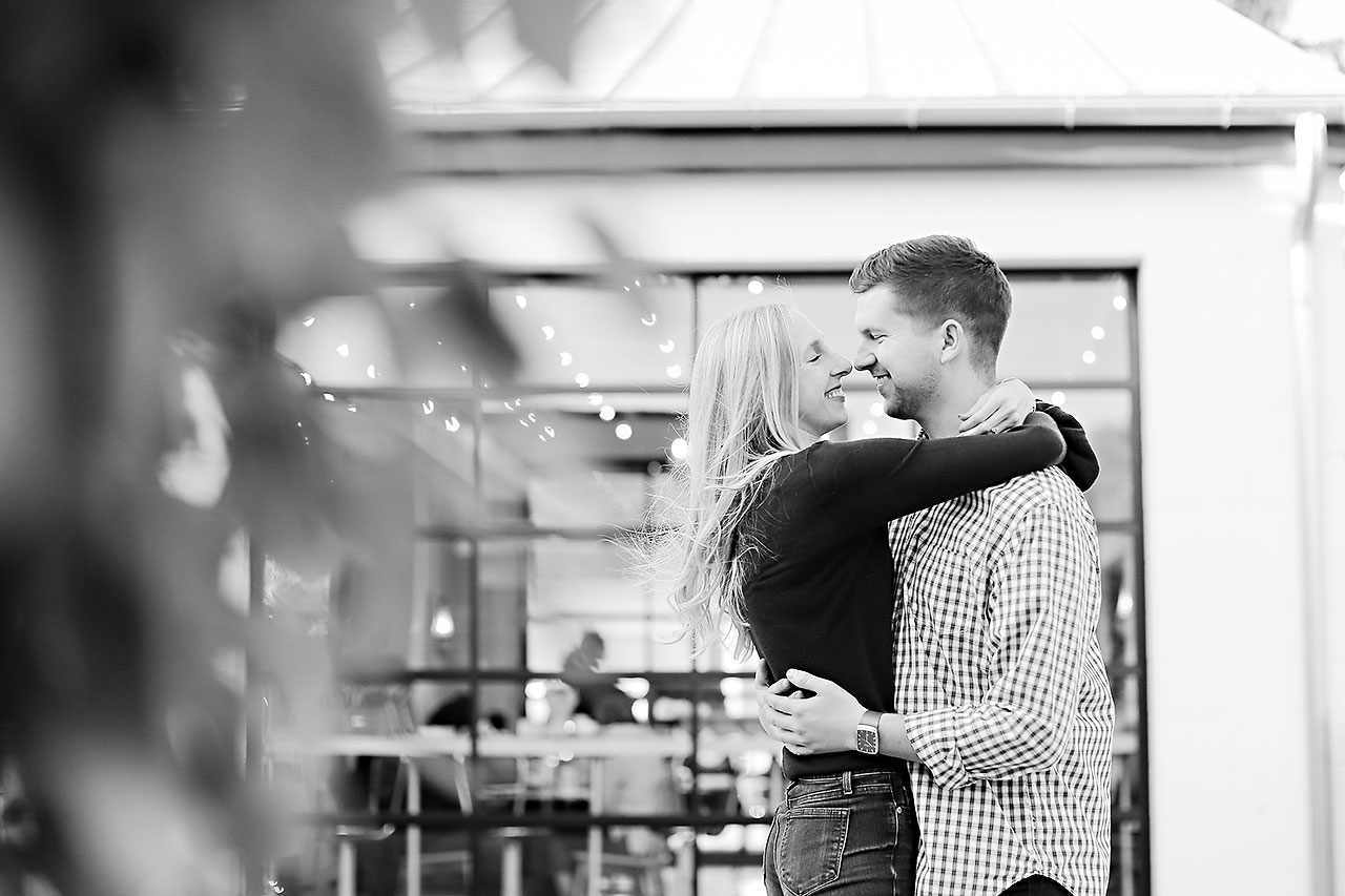 Molly Declan Zionsville Engagement Session 068