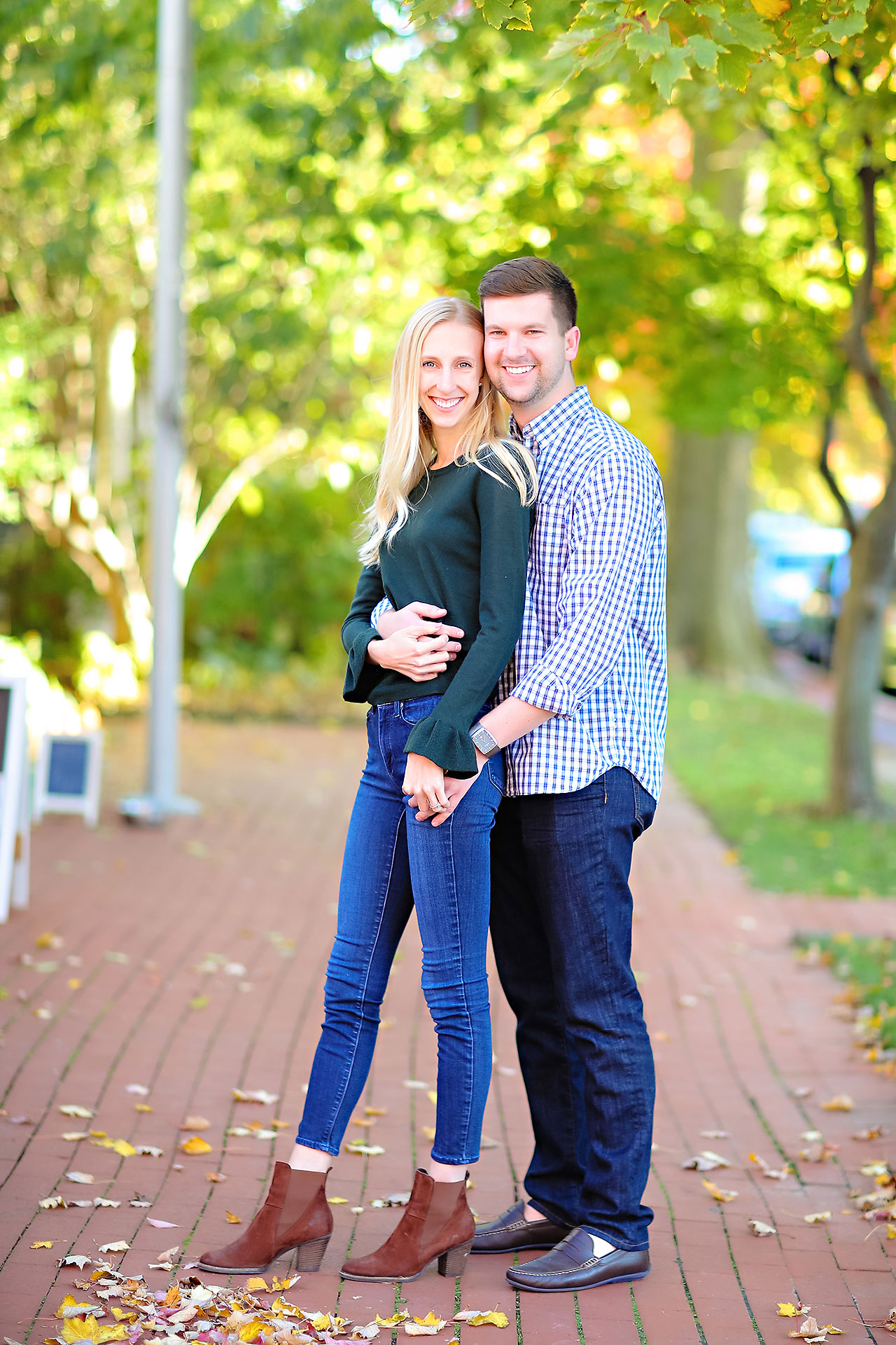 Molly Declan Zionsville Engagement Session 066