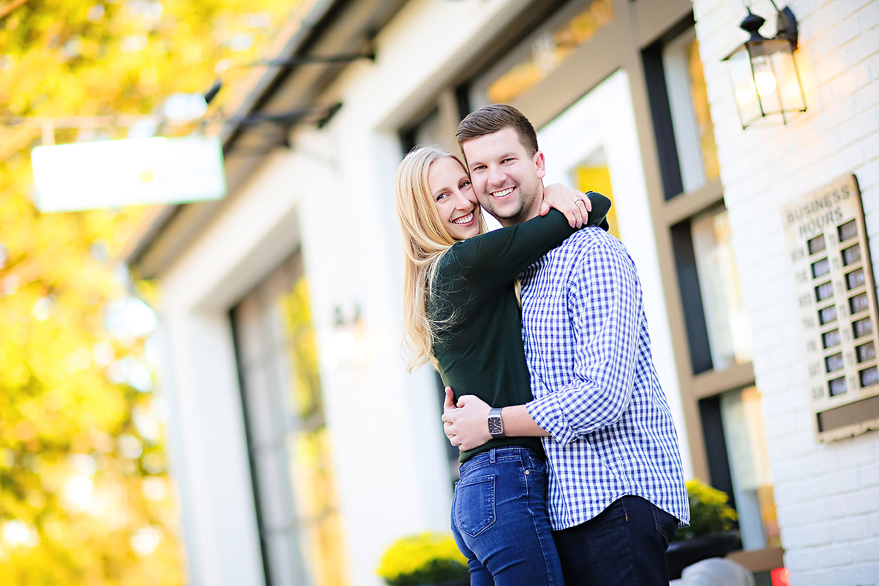 Molly Declan Zionsville Engagement Session 061