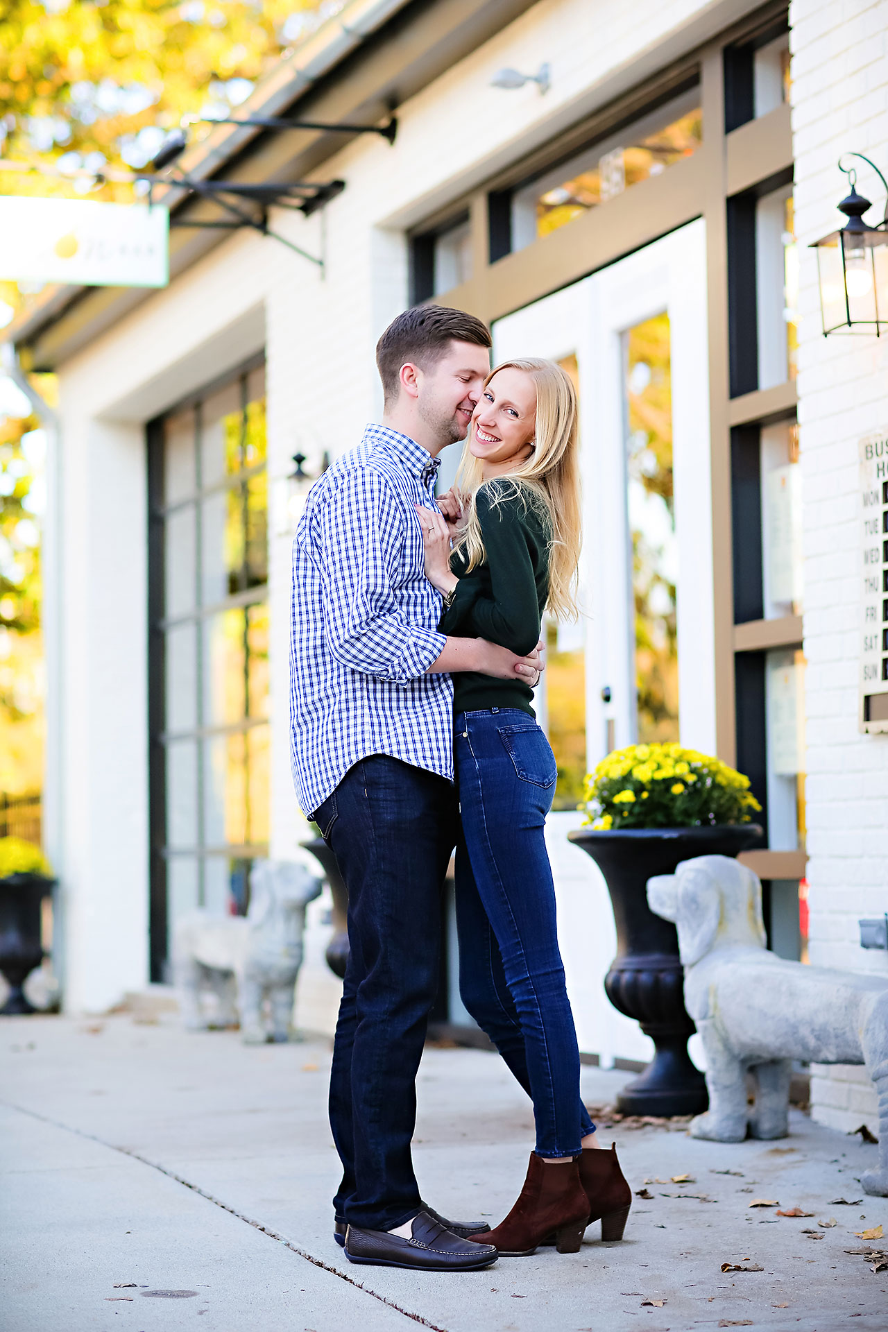 Molly Declan Zionsville Engagement Session 054