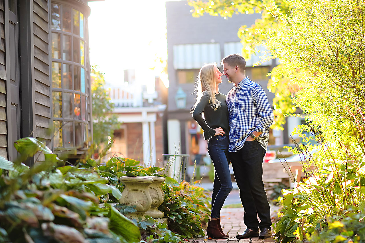 Molly Declan Zionsville Engagement Session 049