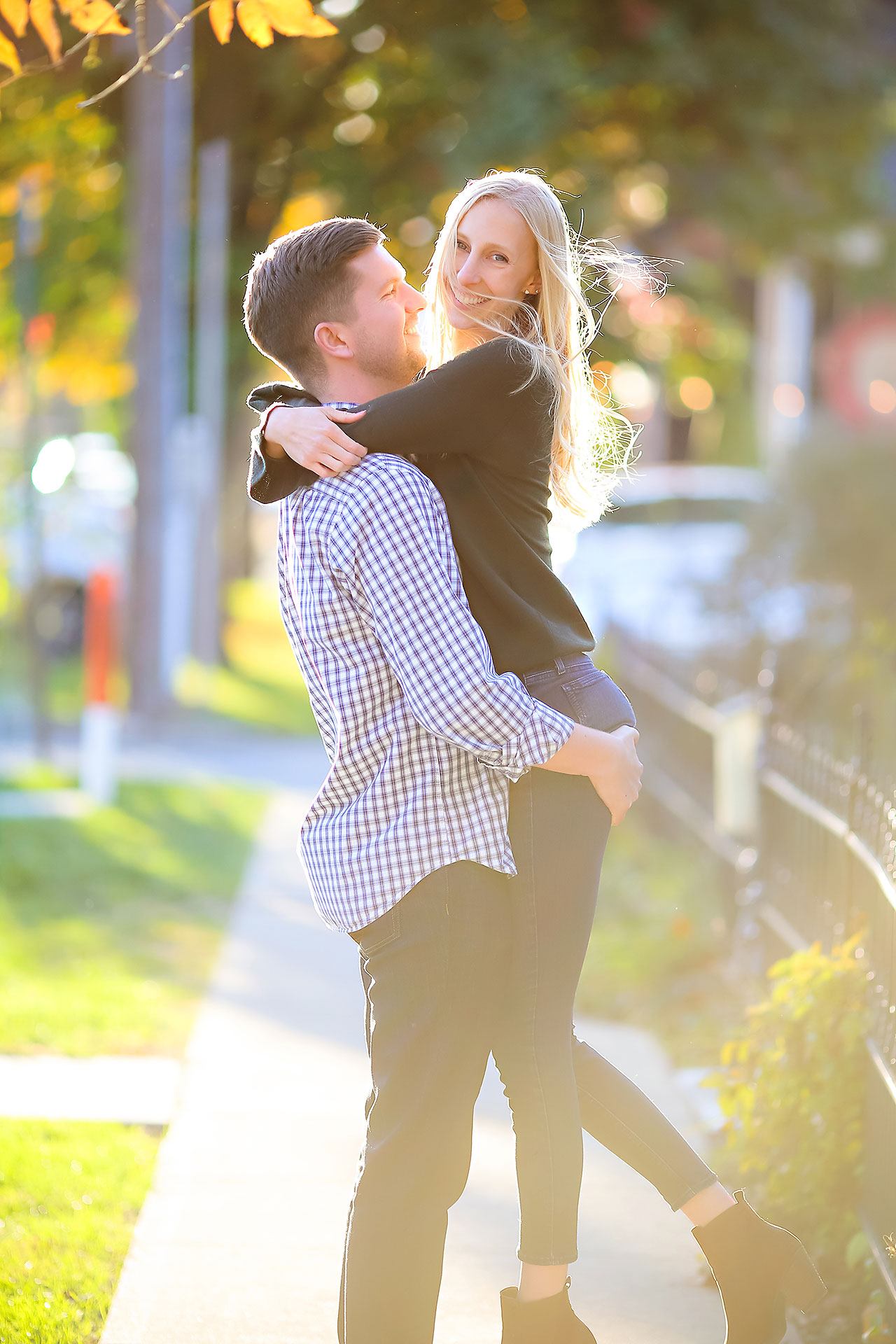 Molly Declan Zionsville Engagement Session 046