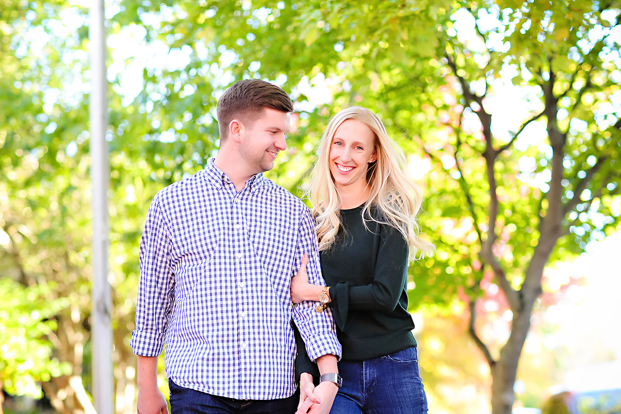 Molly Declan Zionsville Engagement Session 047