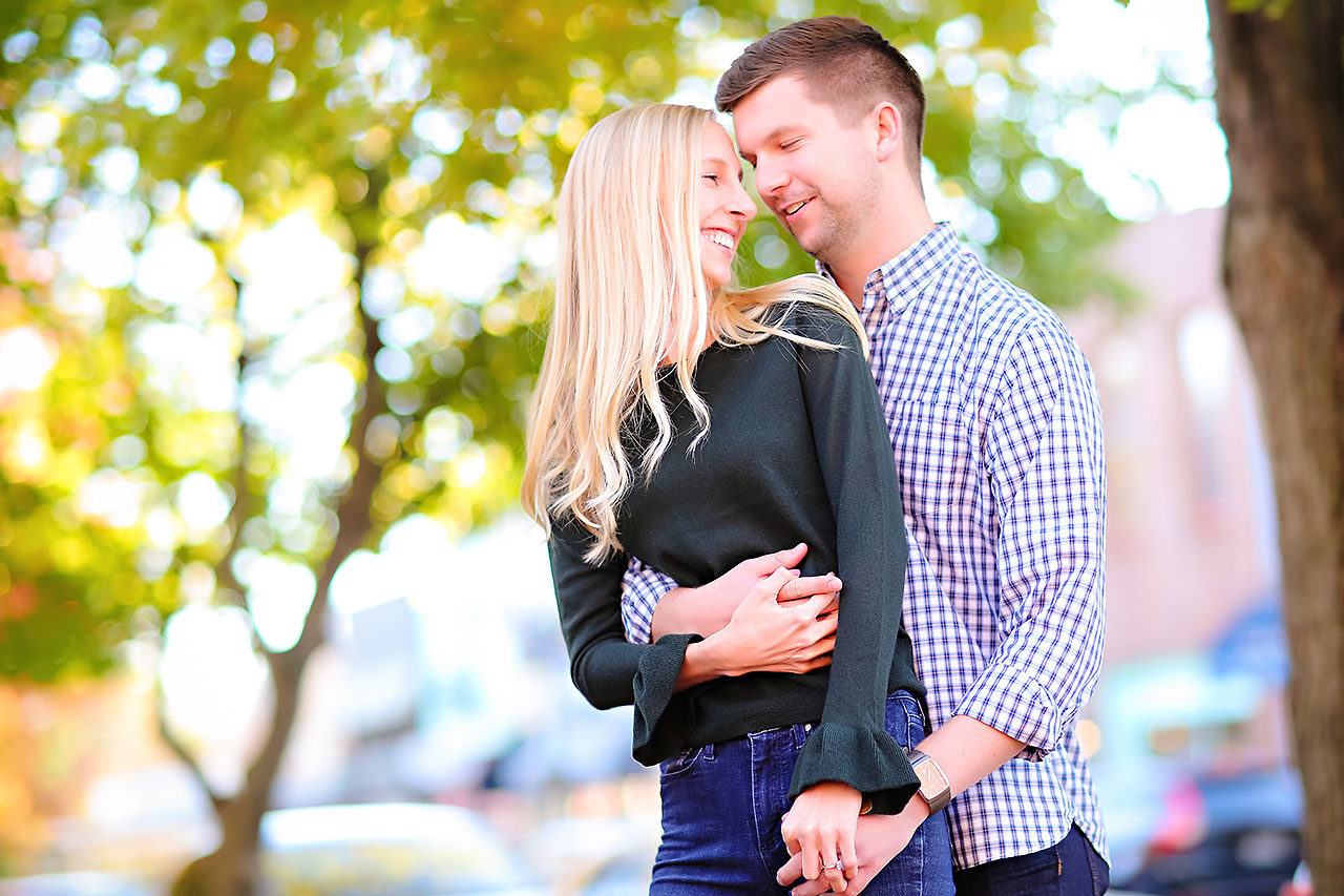 Molly Declan Zionsville Engagement Session 037