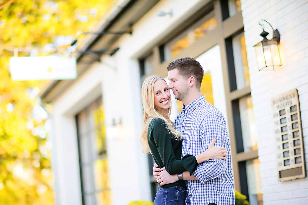 Molly Declan Zionsville Engagement Session 024