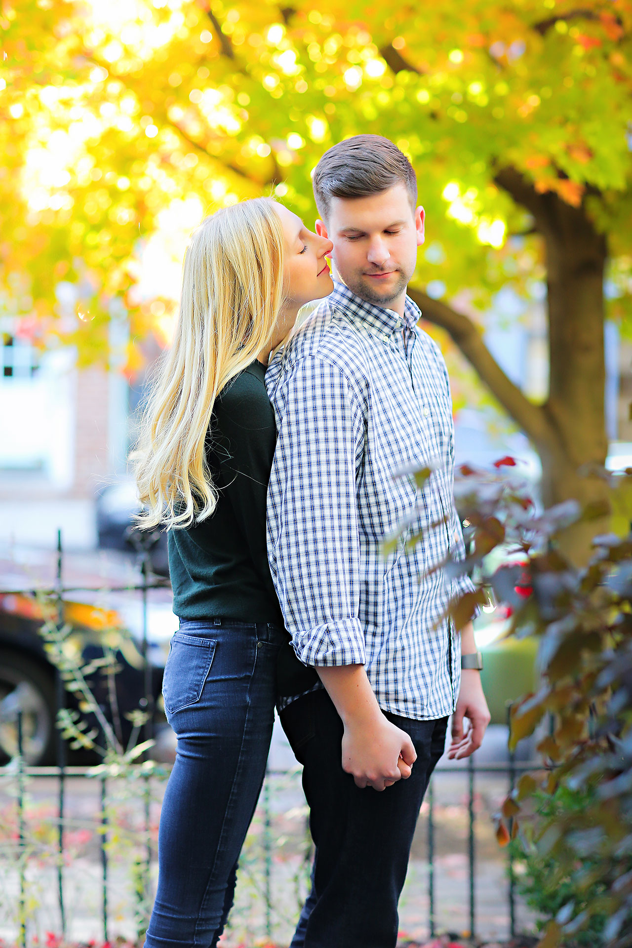 Molly Declan Zionsville Engagement Session 018