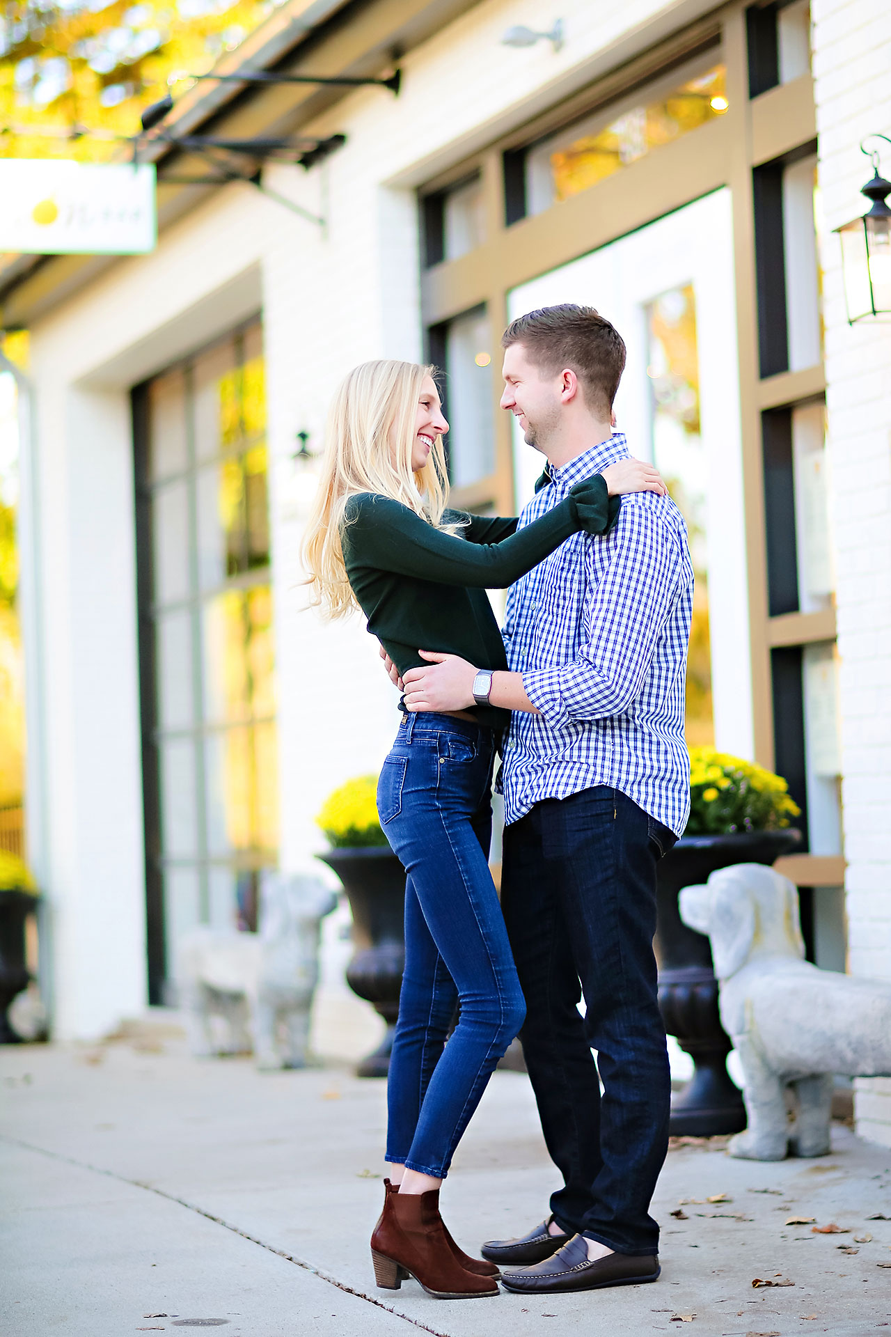 Molly Declan Zionsville Engagement Session 019