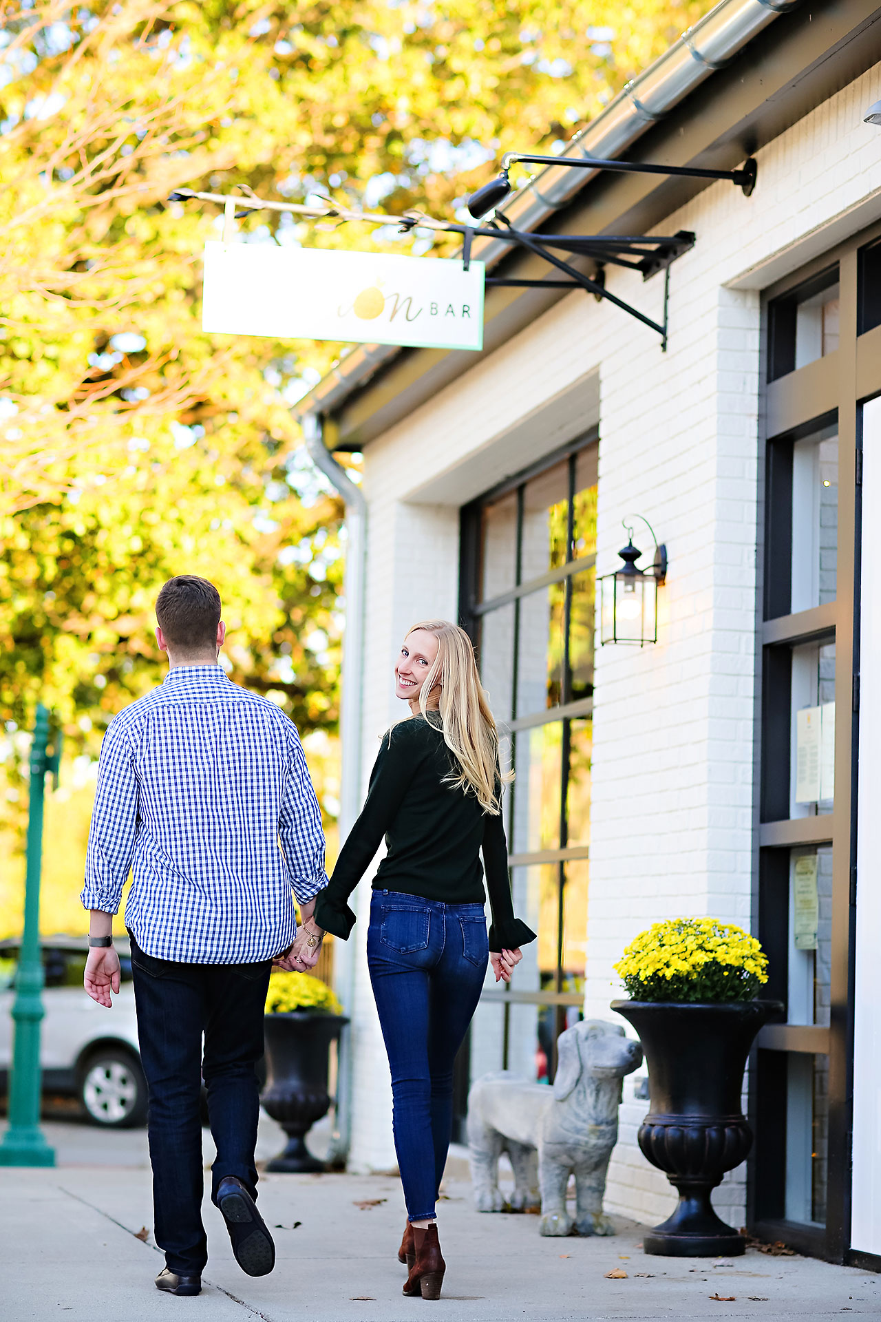 Molly Declan Zionsville Engagement Session 014