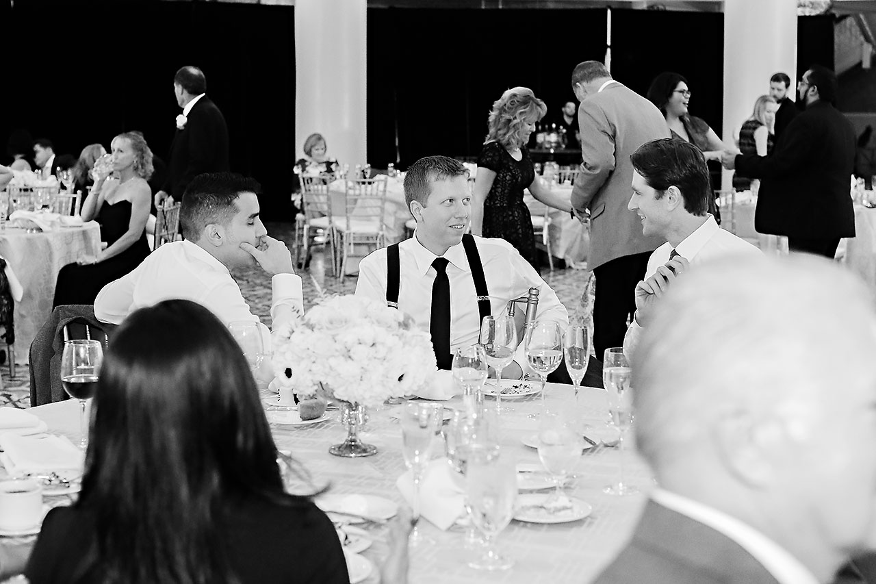 Chelsea Jeff West Baden Wedding 352