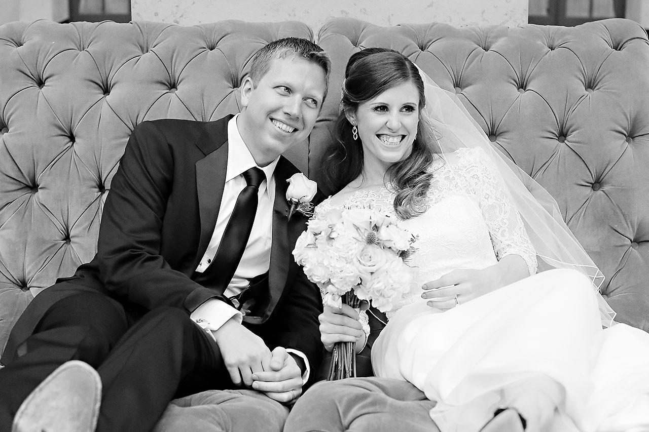 Chelsea Jeff West Baden Wedding 250