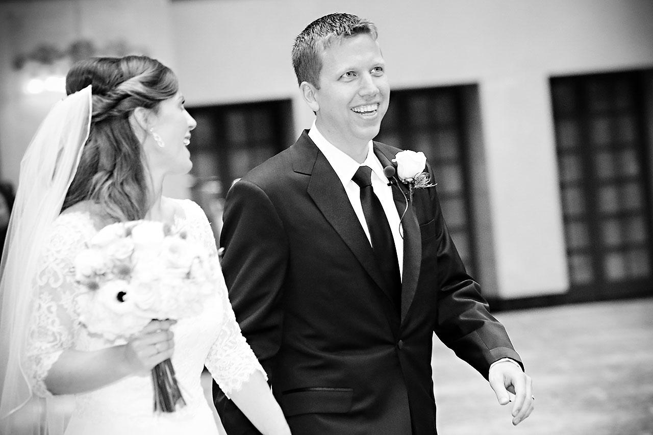 Chelsea Jeff West Baden Wedding 239