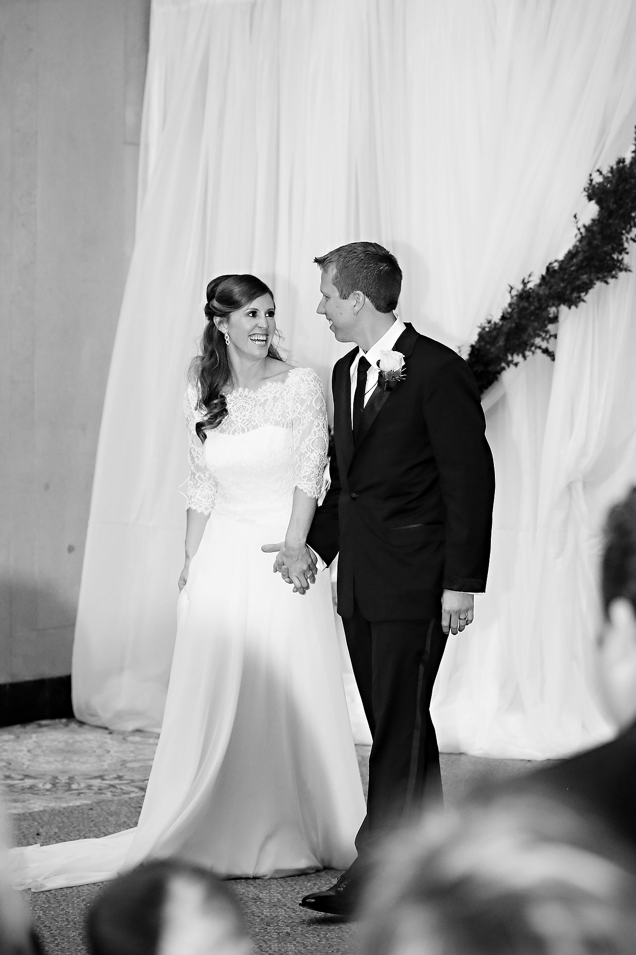 Chelsea Jeff West Baden Wedding 237
