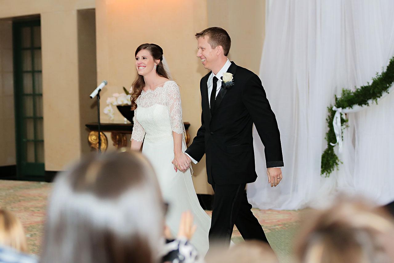 Chelsea Jeff West Baden Wedding 238