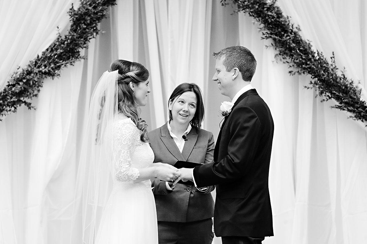 Chelsea Jeff West Baden Wedding 234