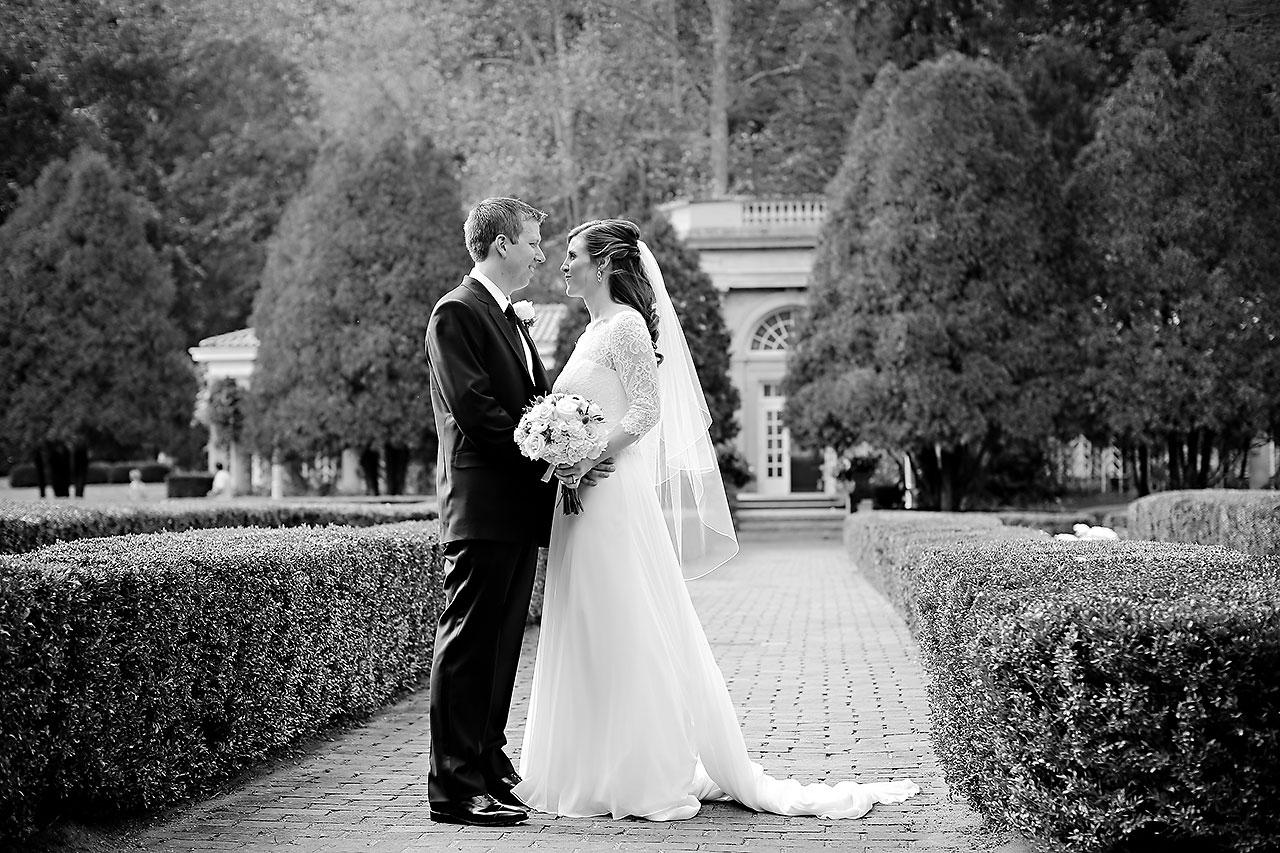 Chelsea Jeff West Baden Wedding 187