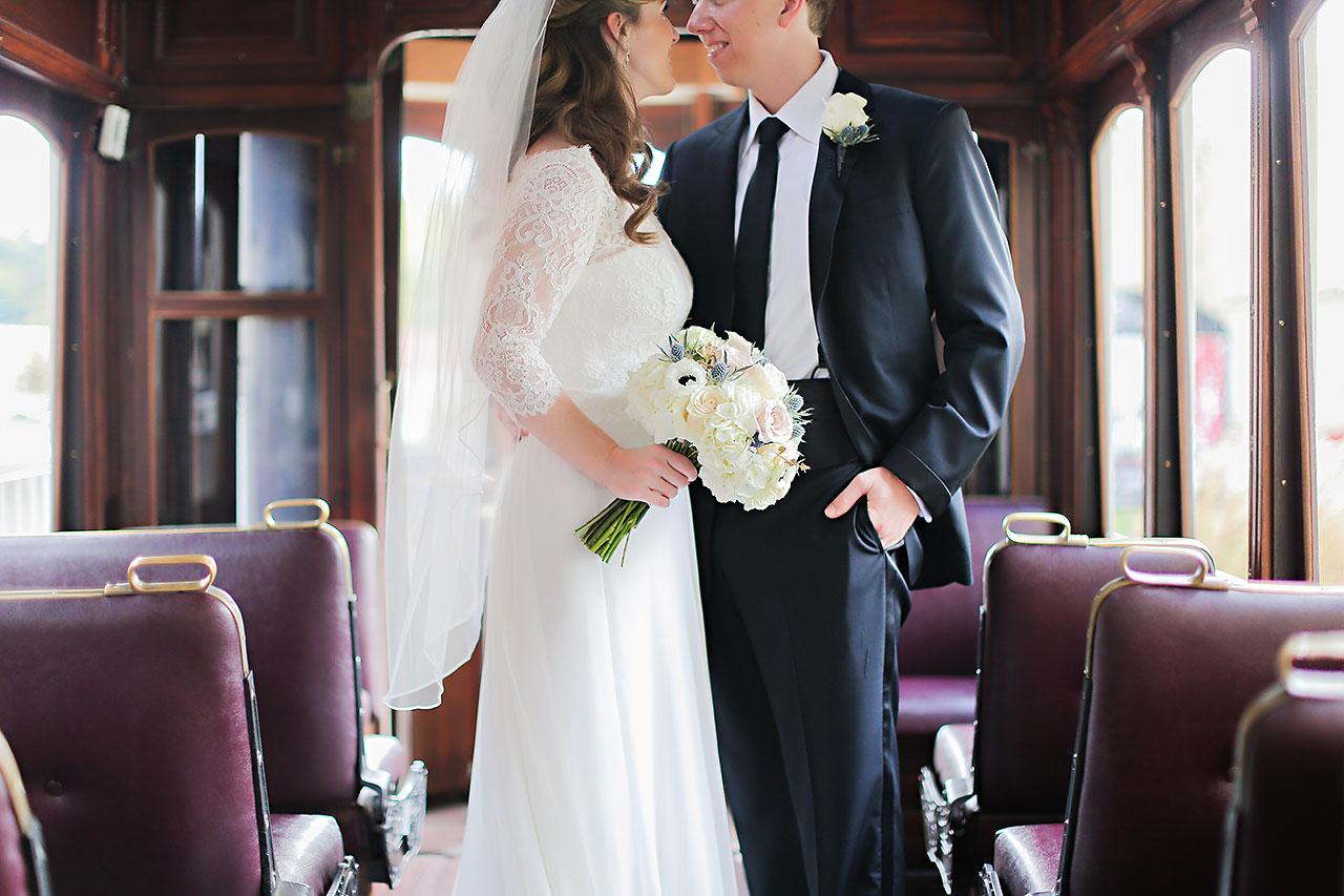 Chelsea Jeff West Baden Wedding 142