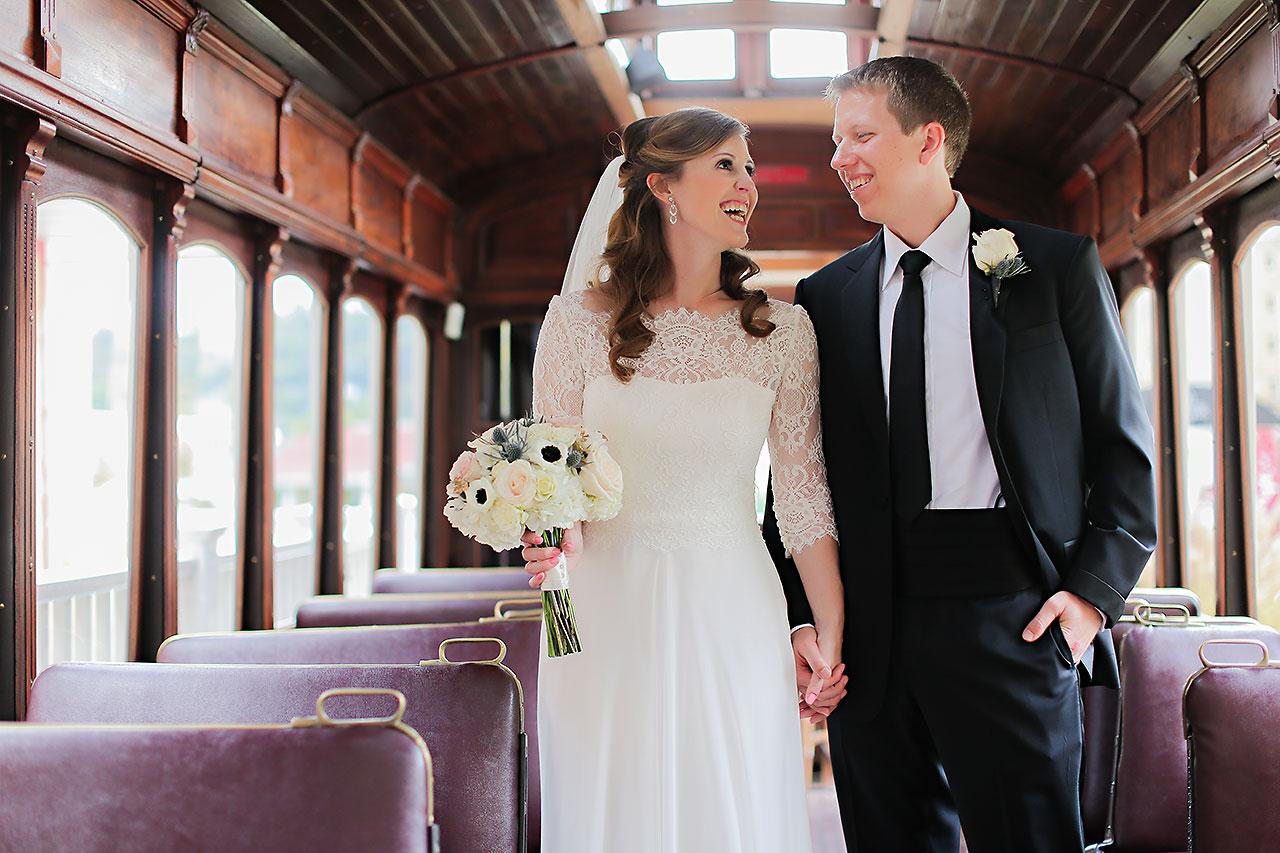 Chelsea Jeff West Baden Wedding 140