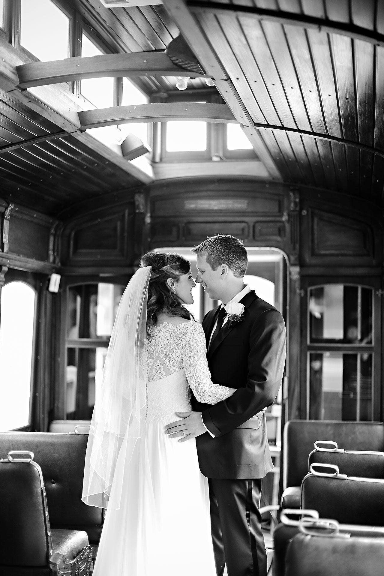 Chelsea Jeff West Baden Wedding 136