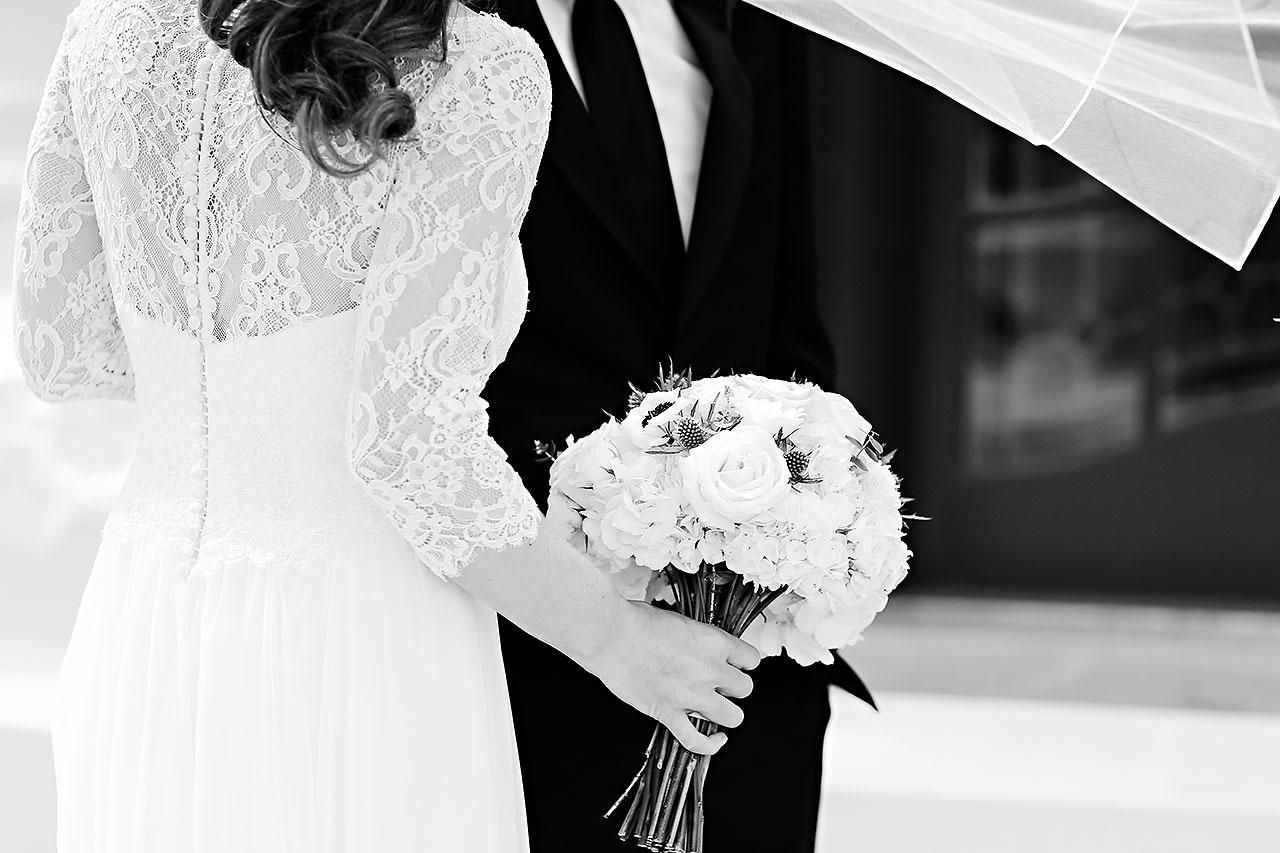 Chelsea Jeff West Baden Wedding 129