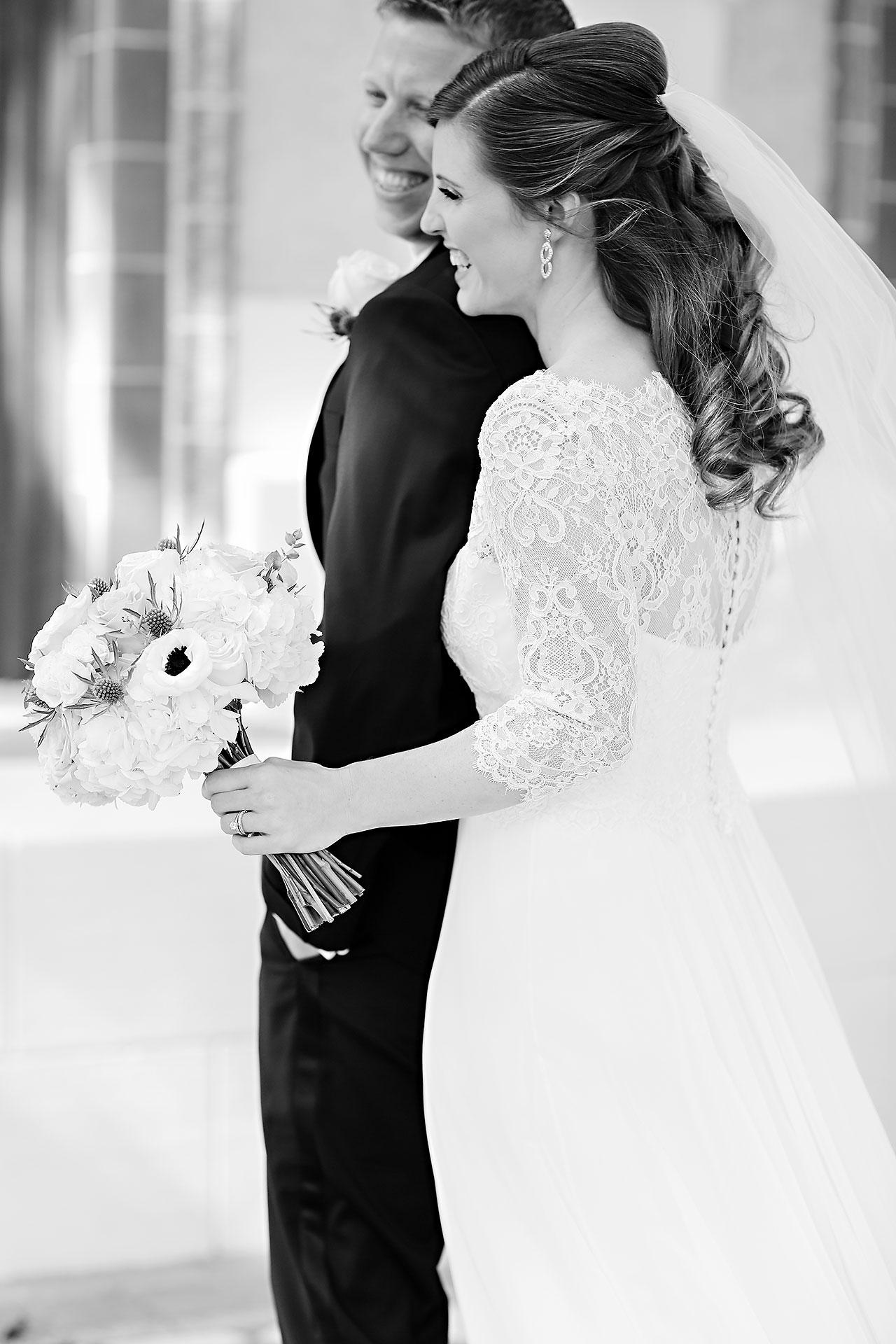 Chelsea Jeff West Baden Wedding 124