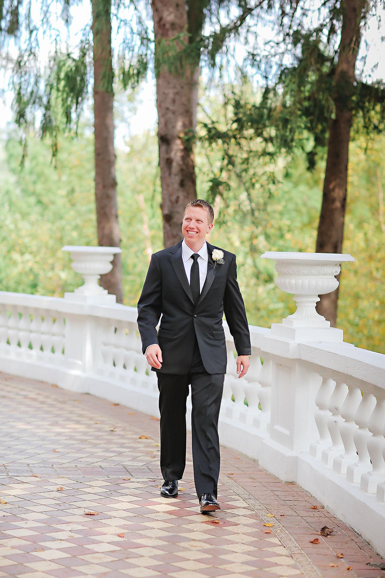 Chelsea Jeff West Baden Wedding 122