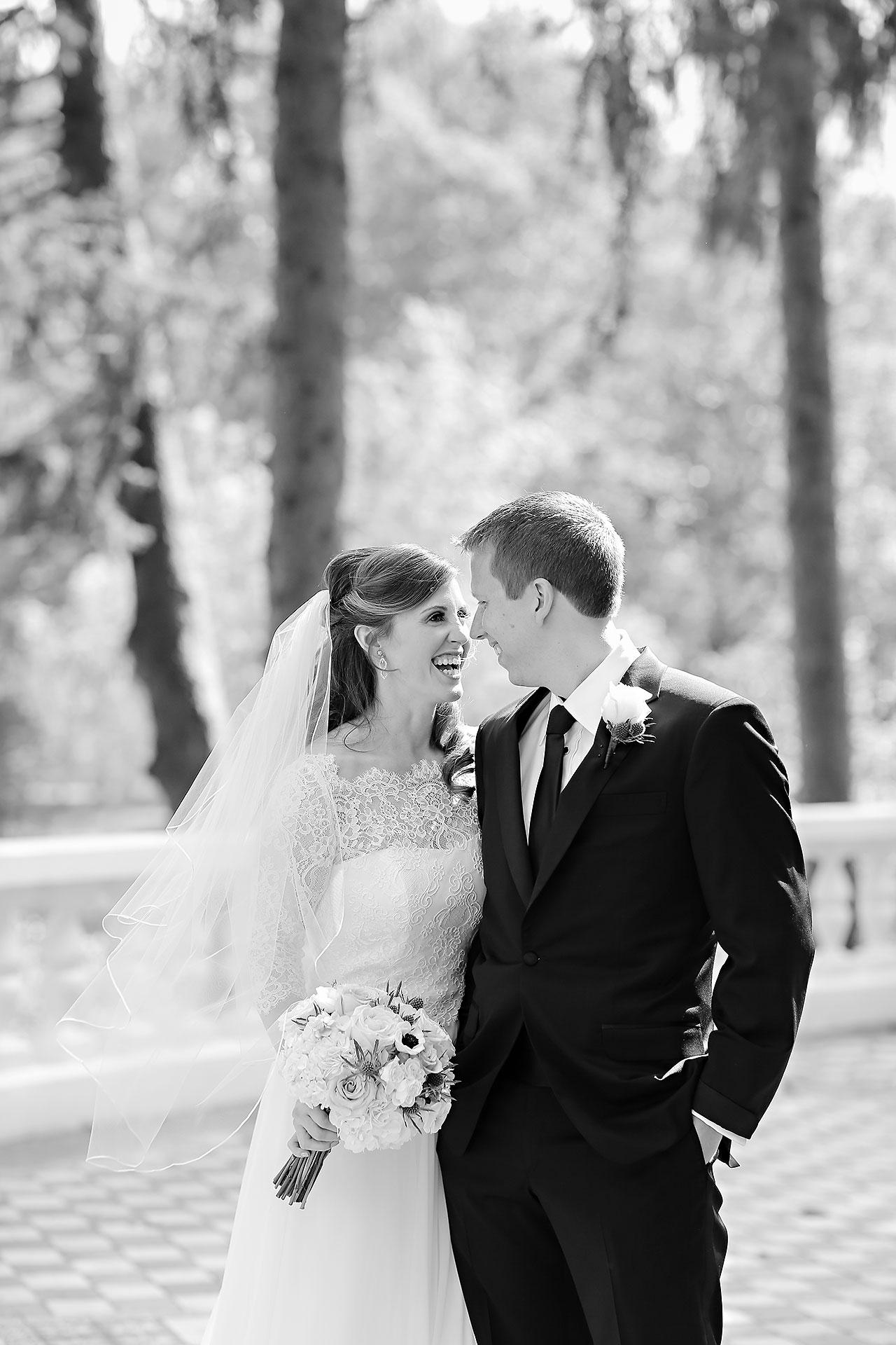Chelsea Jeff West Baden Wedding 112