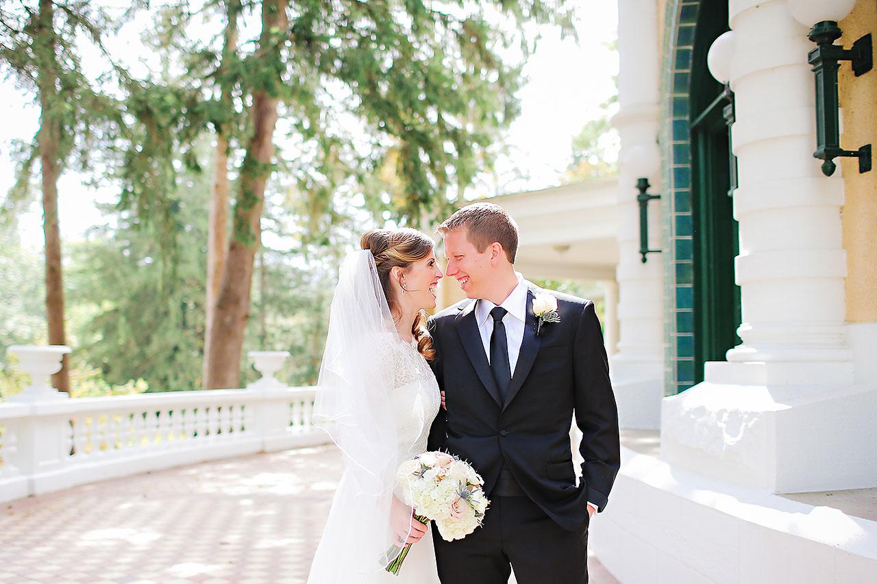 Chelsea Jeff West Baden Wedding 100