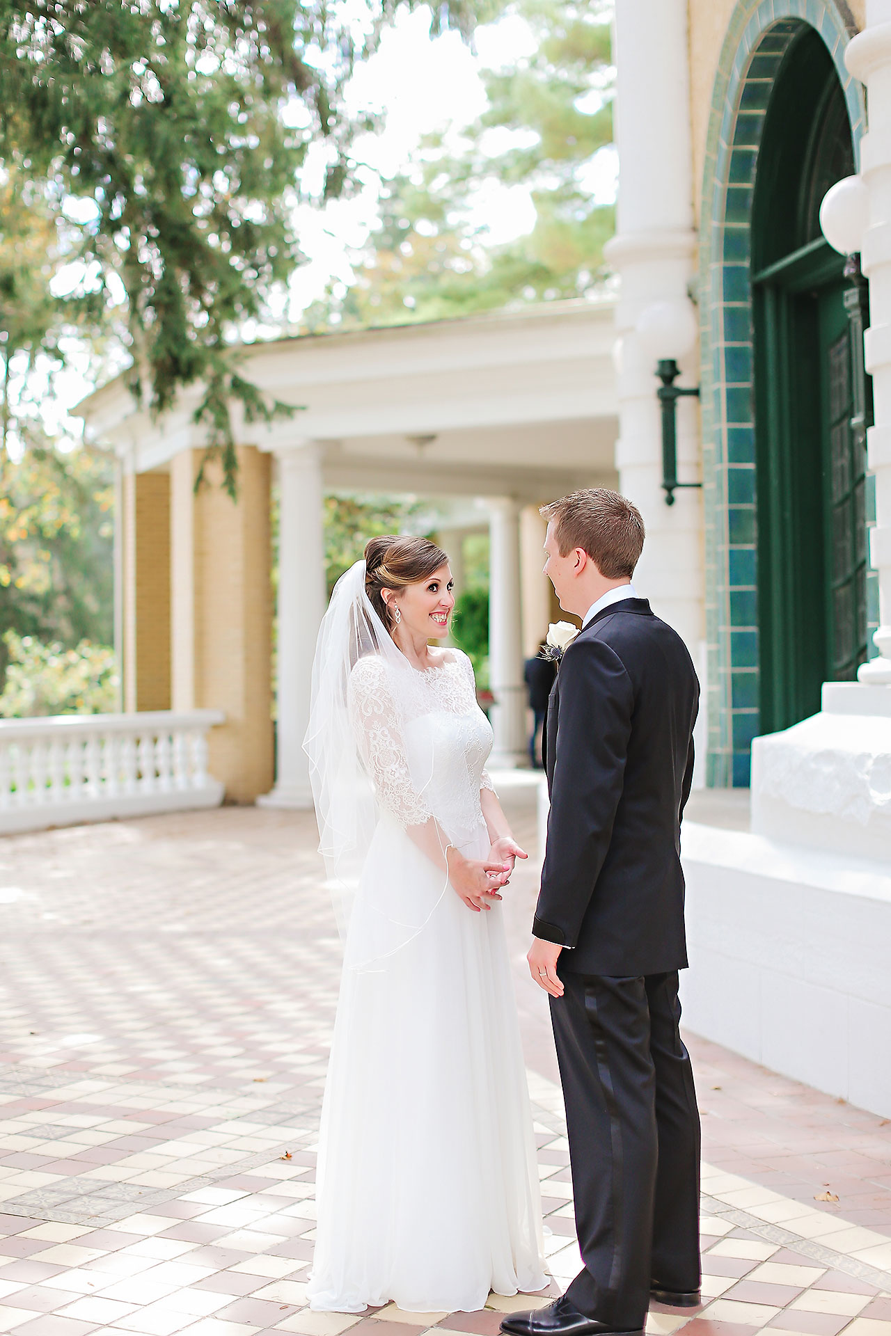 Chelsea Jeff West Baden Wedding 074