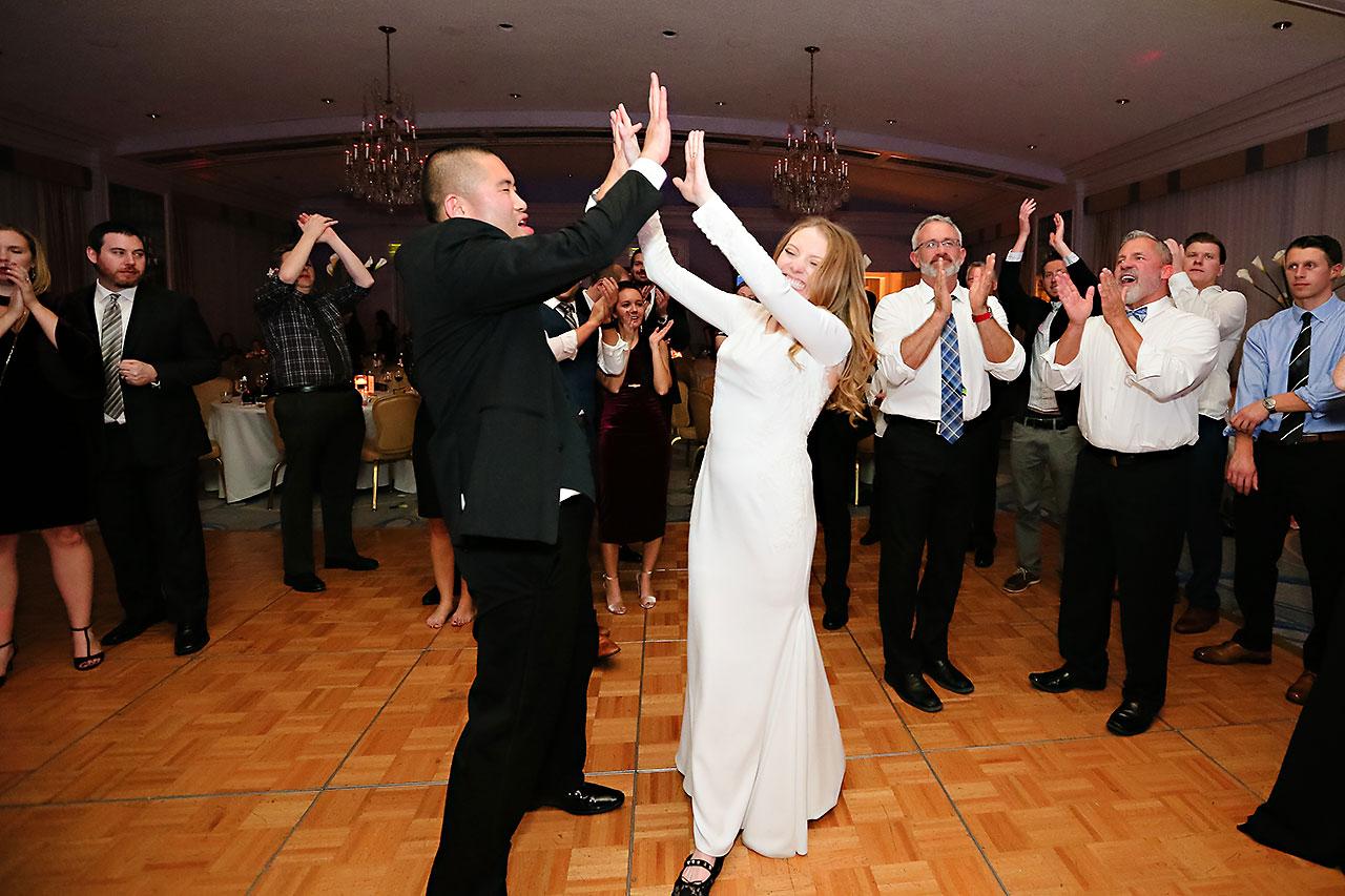 Mallory Wayne Columbia Club Indianapolis Wedding 385