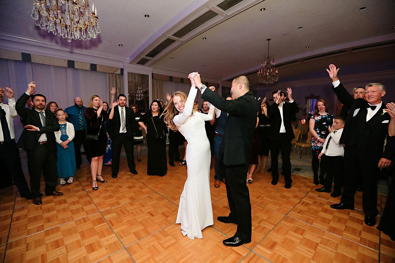 Mallory Wayne Columbia Club Indianapolis Wedding 382