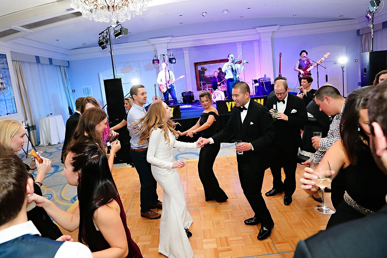Mallory Wayne Columbia Club Indianapolis Wedding 370