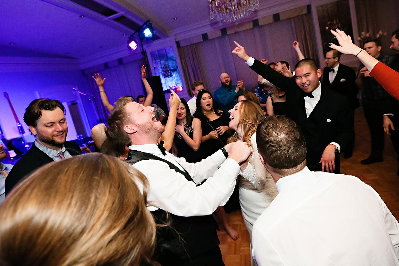 Mallory Wayne Columbia Club Indianapolis Wedding 368