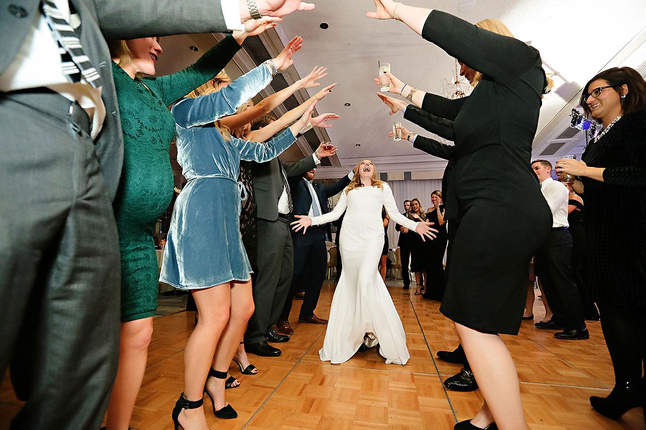 Mallory Wayne Columbia Club Indianapolis Wedding 335