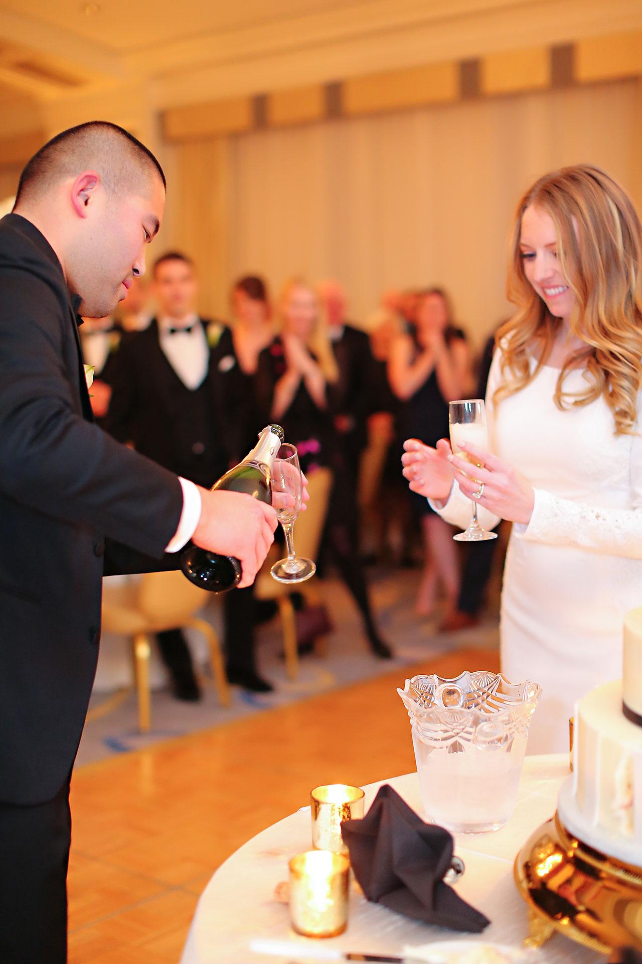 Mallory Wayne Columbia Club Indianapolis Wedding 281
