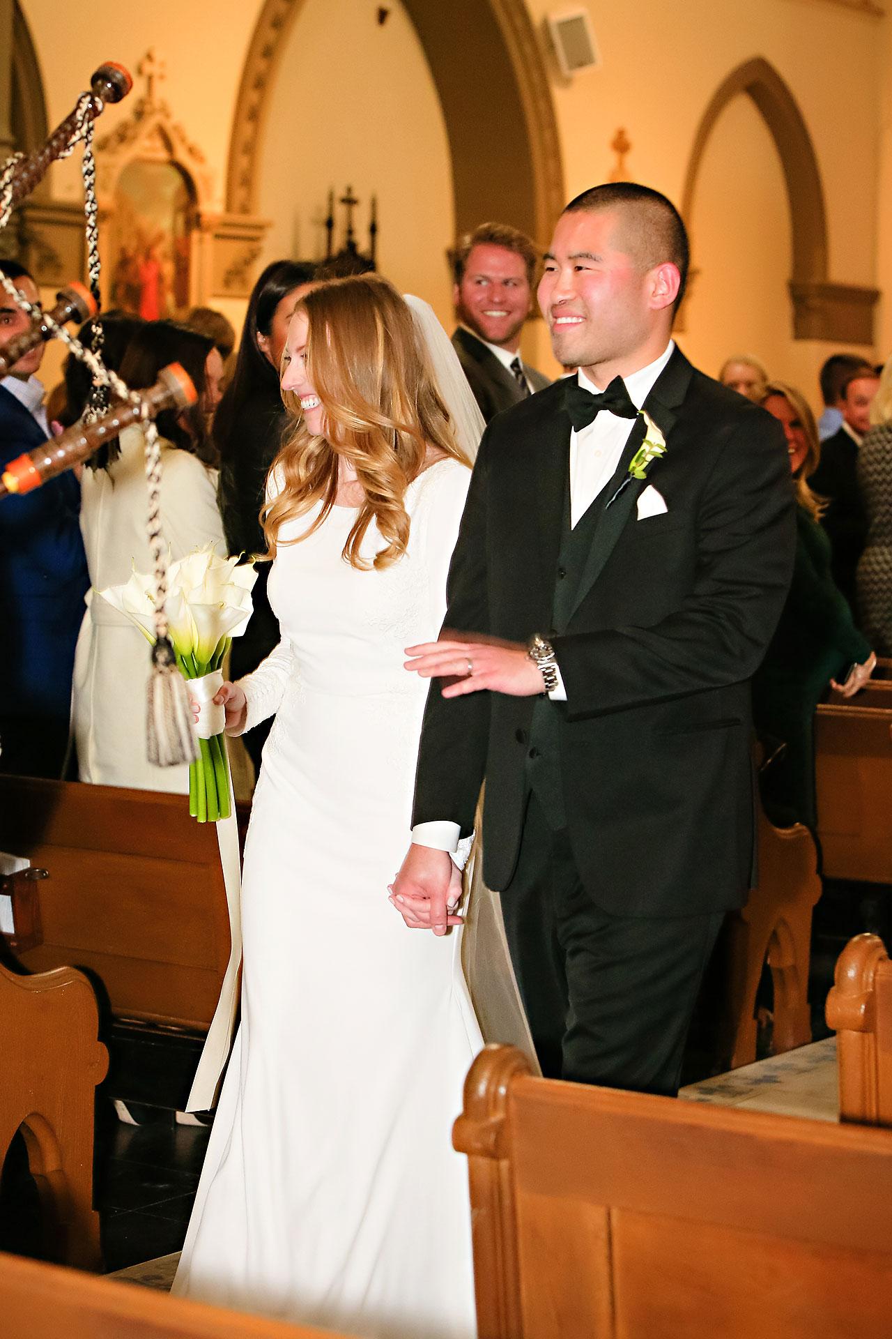 Mallory Wayne Columbia Club Indianapolis Wedding 227