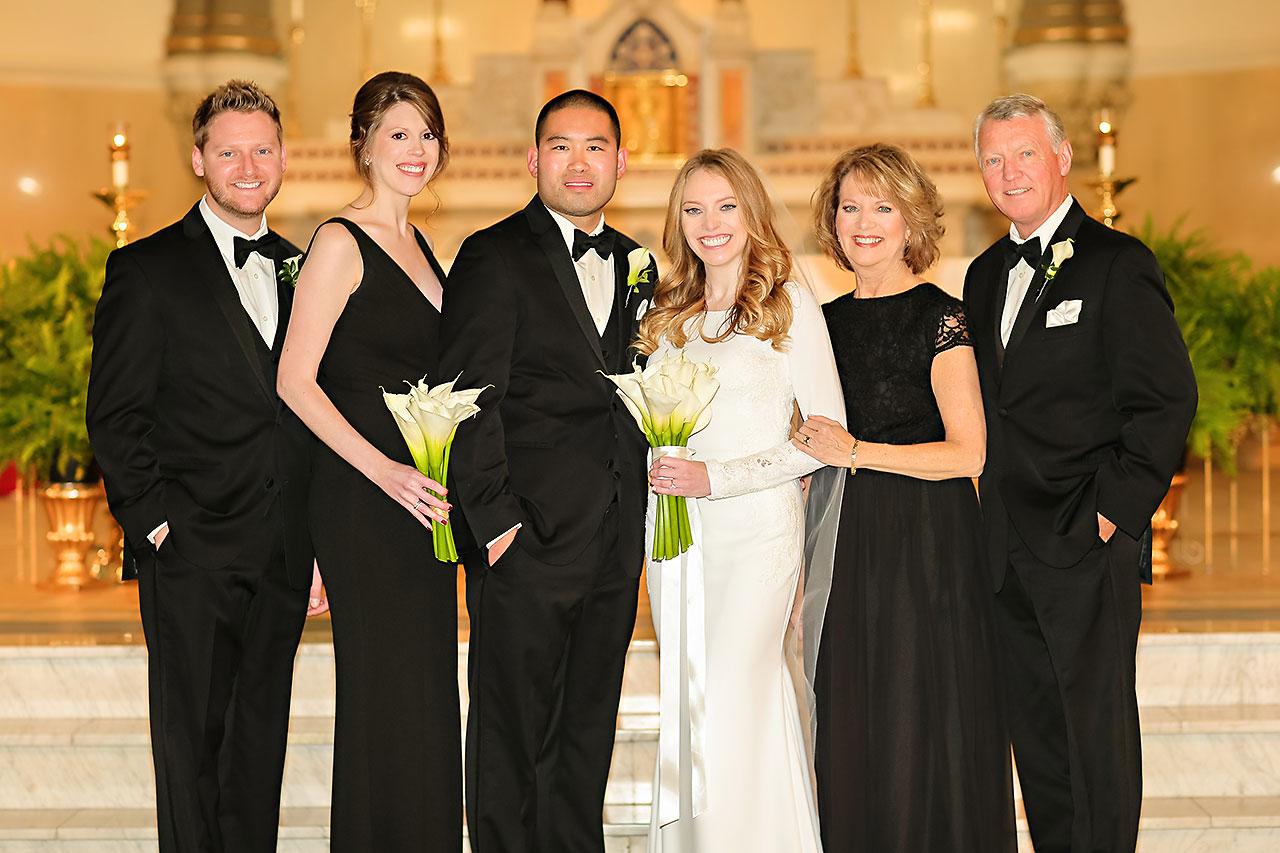 Mallory Wayne Columbia Club Indianapolis Wedding 212