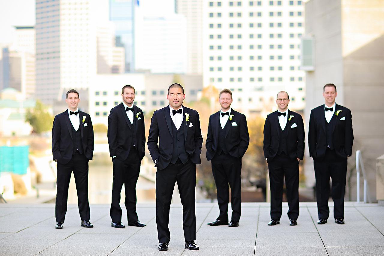Mallory Wayne Columbia Club Indianapolis Wedding 188