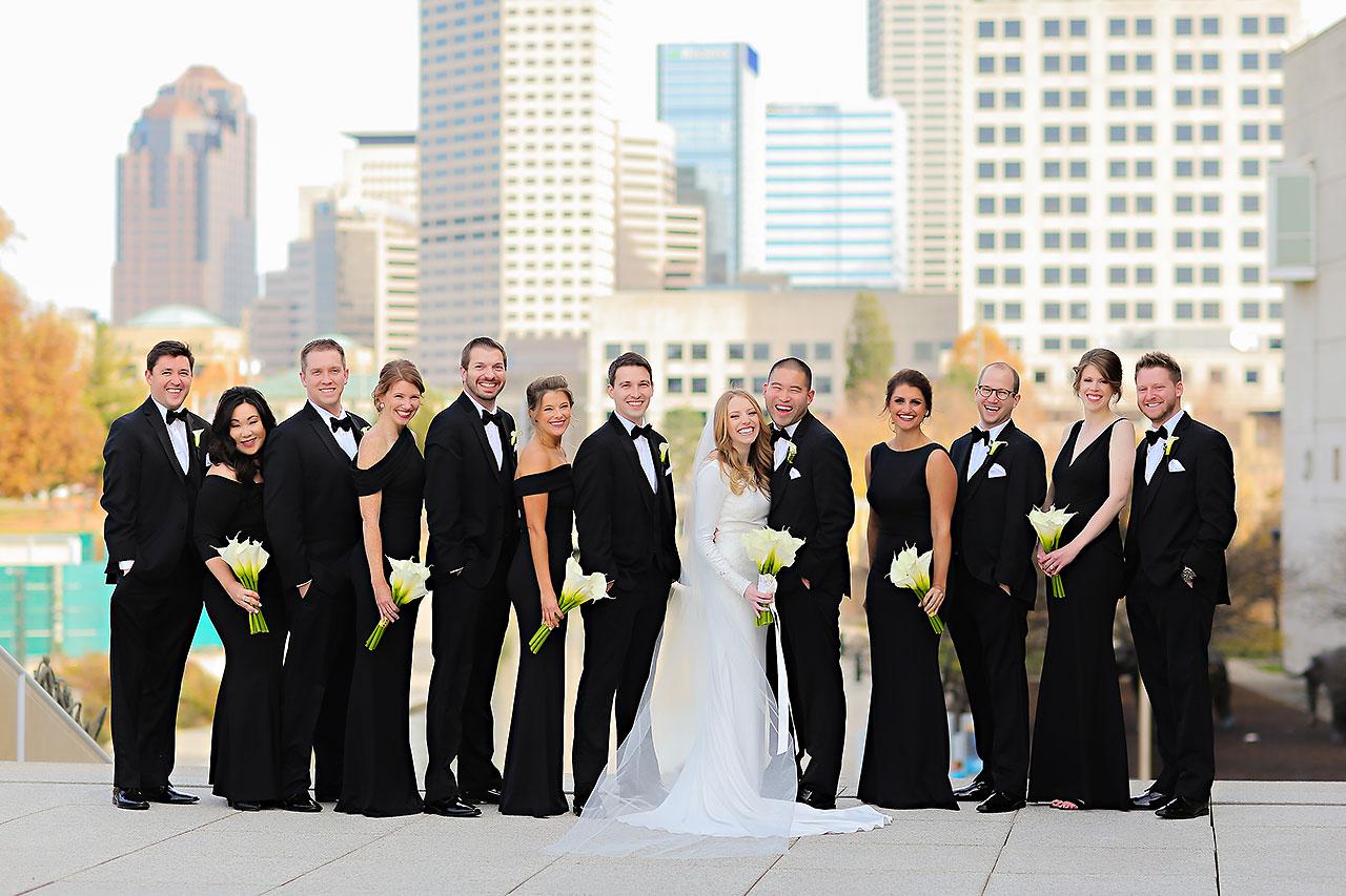 Mallory Wayne Columbia Club Indianapolis Wedding 178
