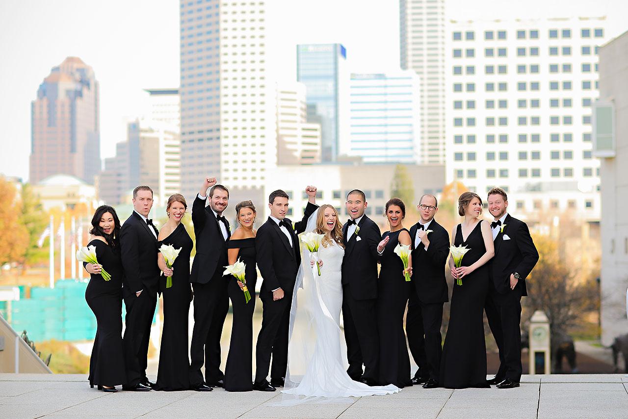 Mallory Wayne Columbia Club Indianapolis Wedding 174