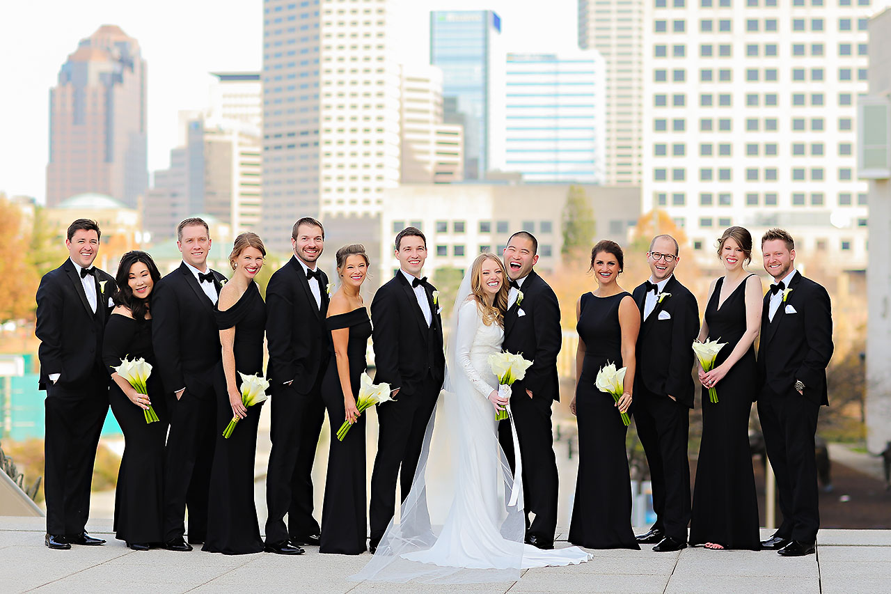 Mallory Wayne Columbia Club Indianapolis Wedding 157