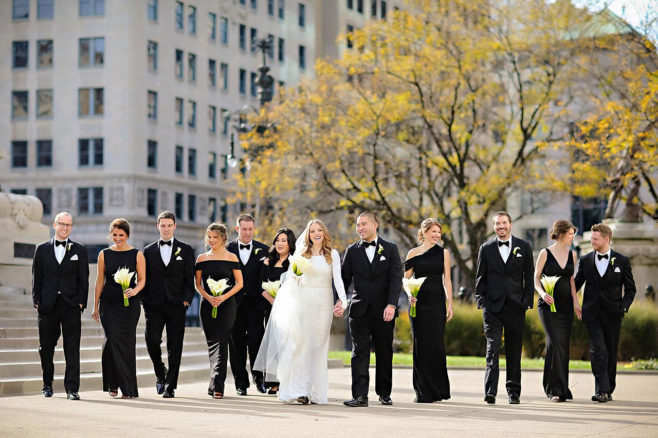 Mallory Wayne Columbia Club Indianapolis Wedding 152
