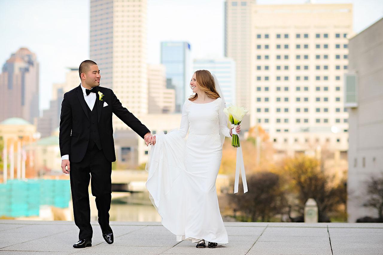 Mallory Wayne Columbia Club Indianapolis Wedding 153