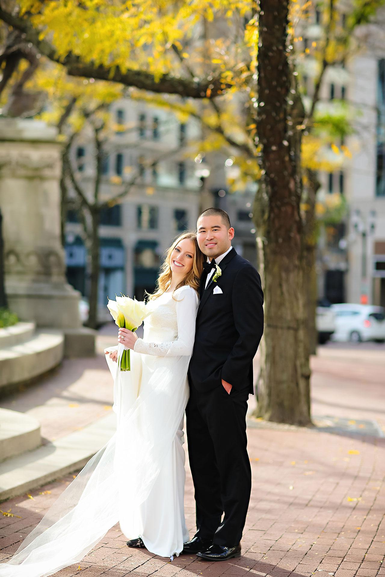 Mallory Wayne Columbia Club Indianapolis Wedding 146