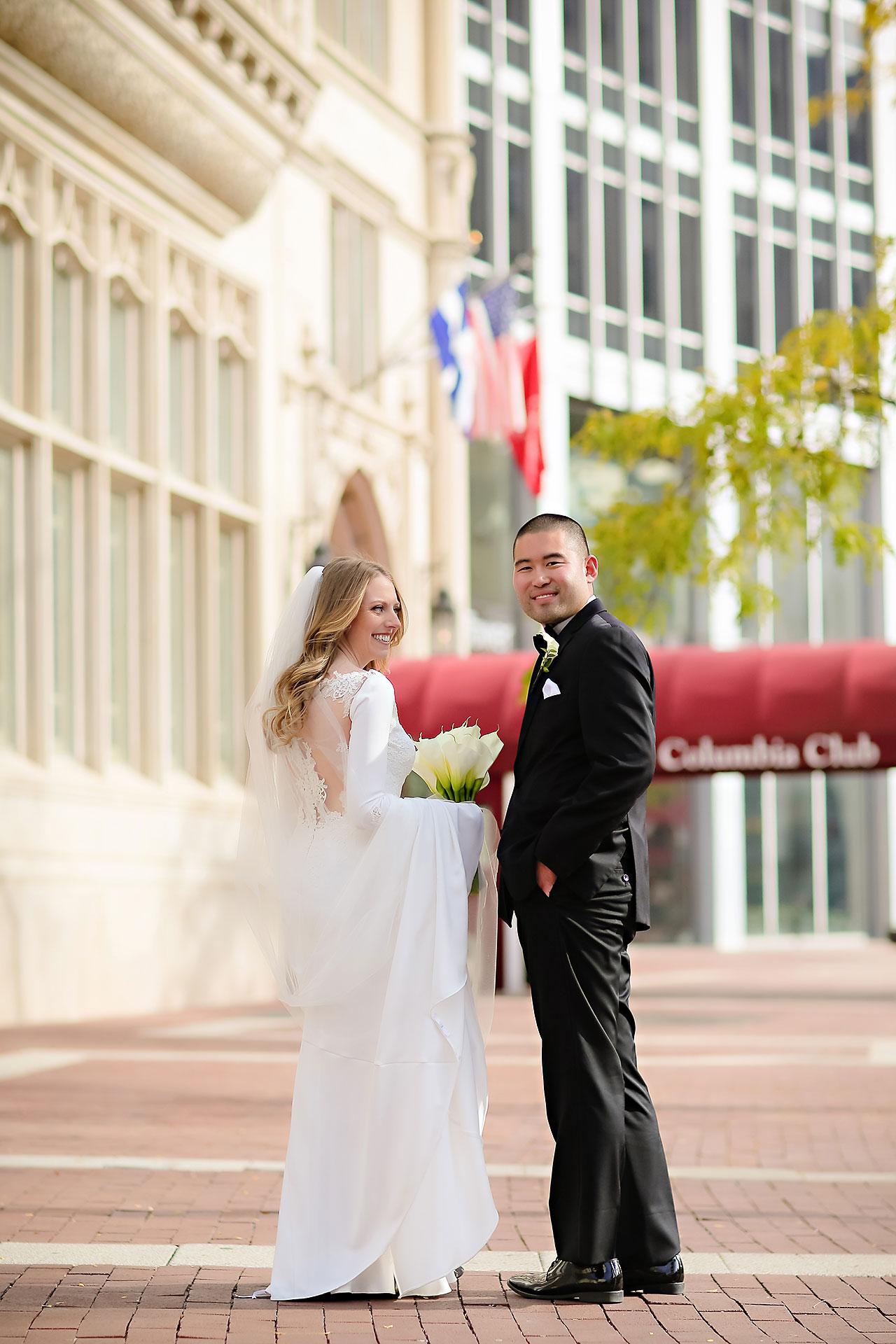 Mallory Wayne Columbia Club Indianapolis Wedding 138
