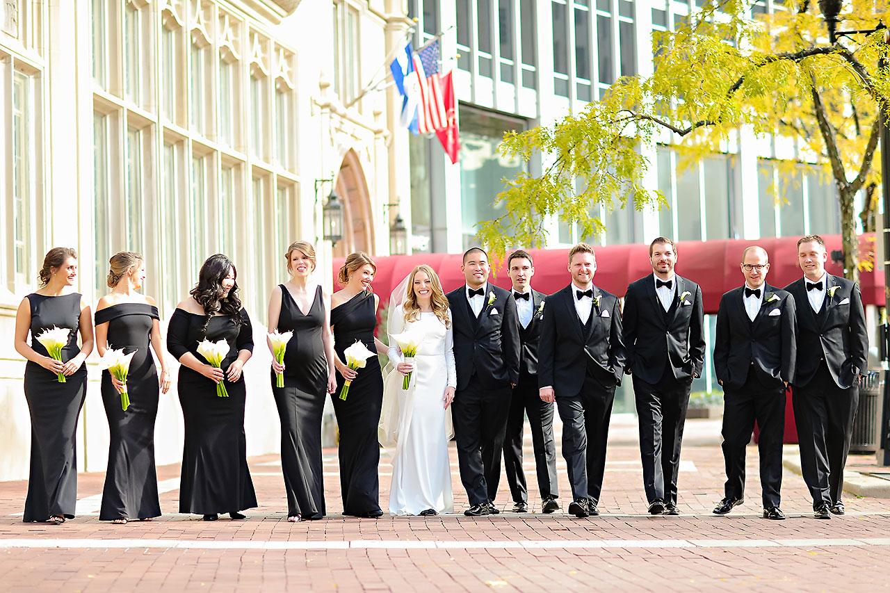 Mallory Wayne Columbia Club Indianapolis Wedding 121