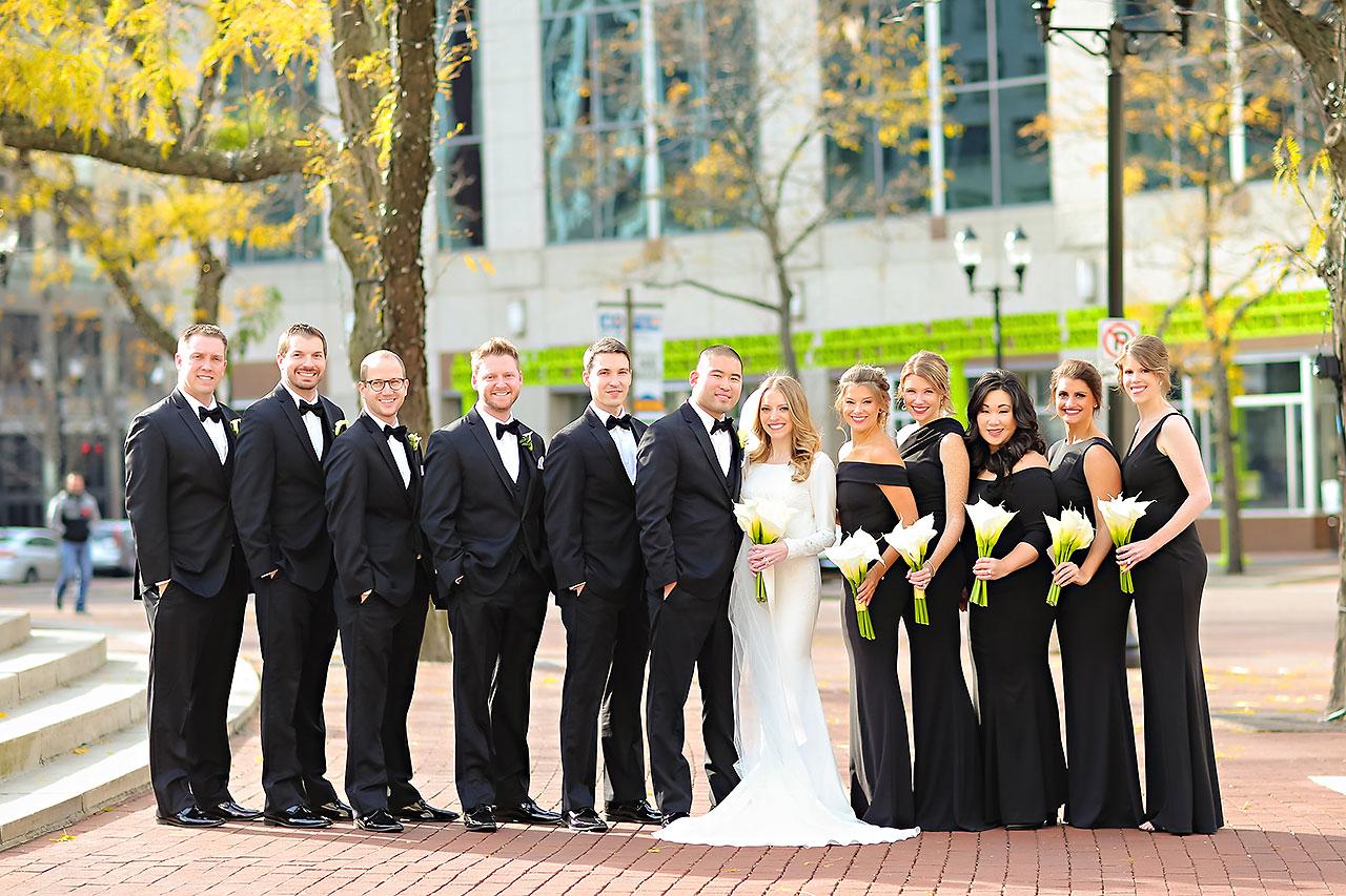 Mallory Wayne Columbia Club Indianapolis Wedding 117