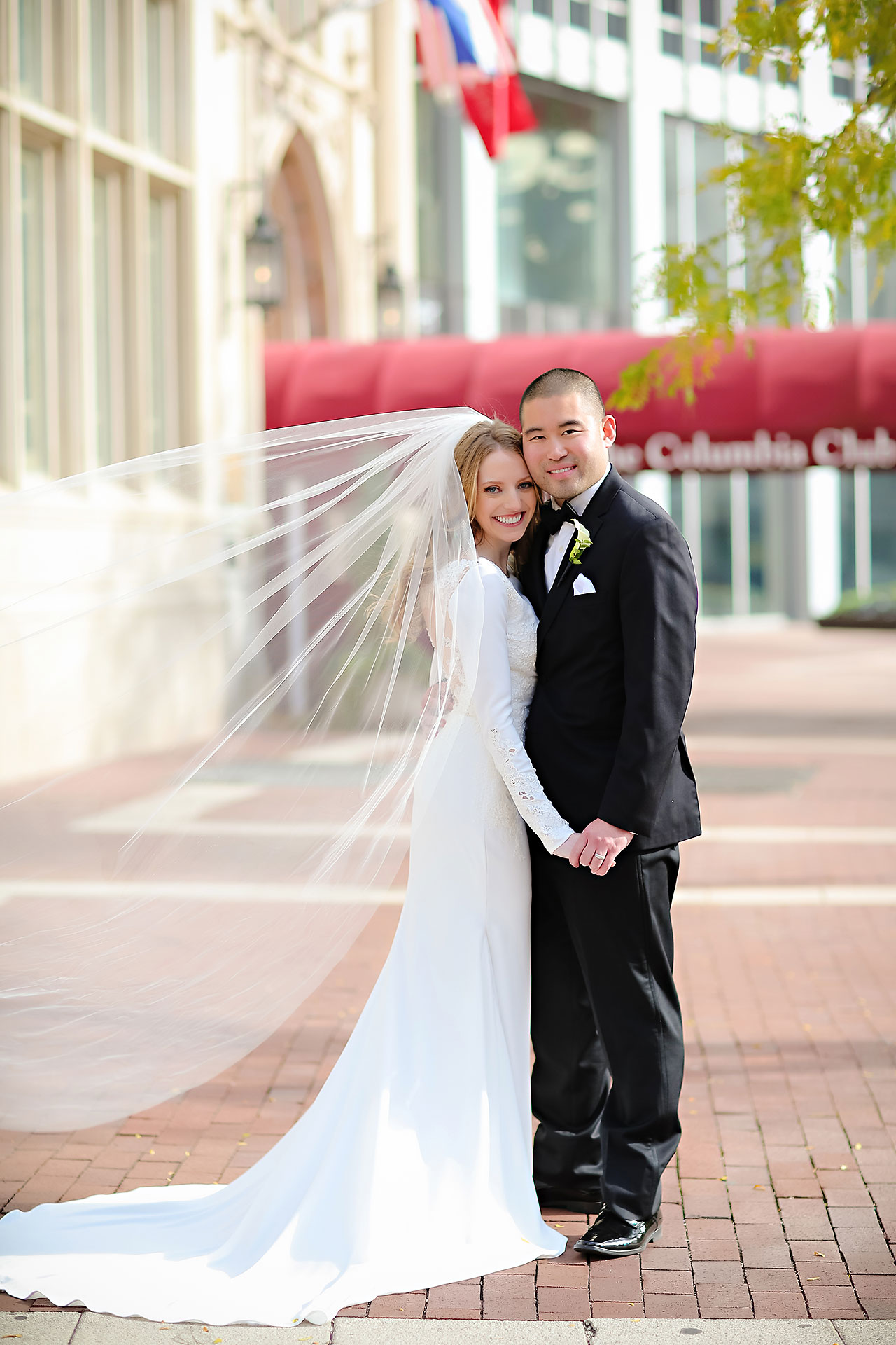 Mallory Wayne Columbia Club Indianapolis Wedding 112