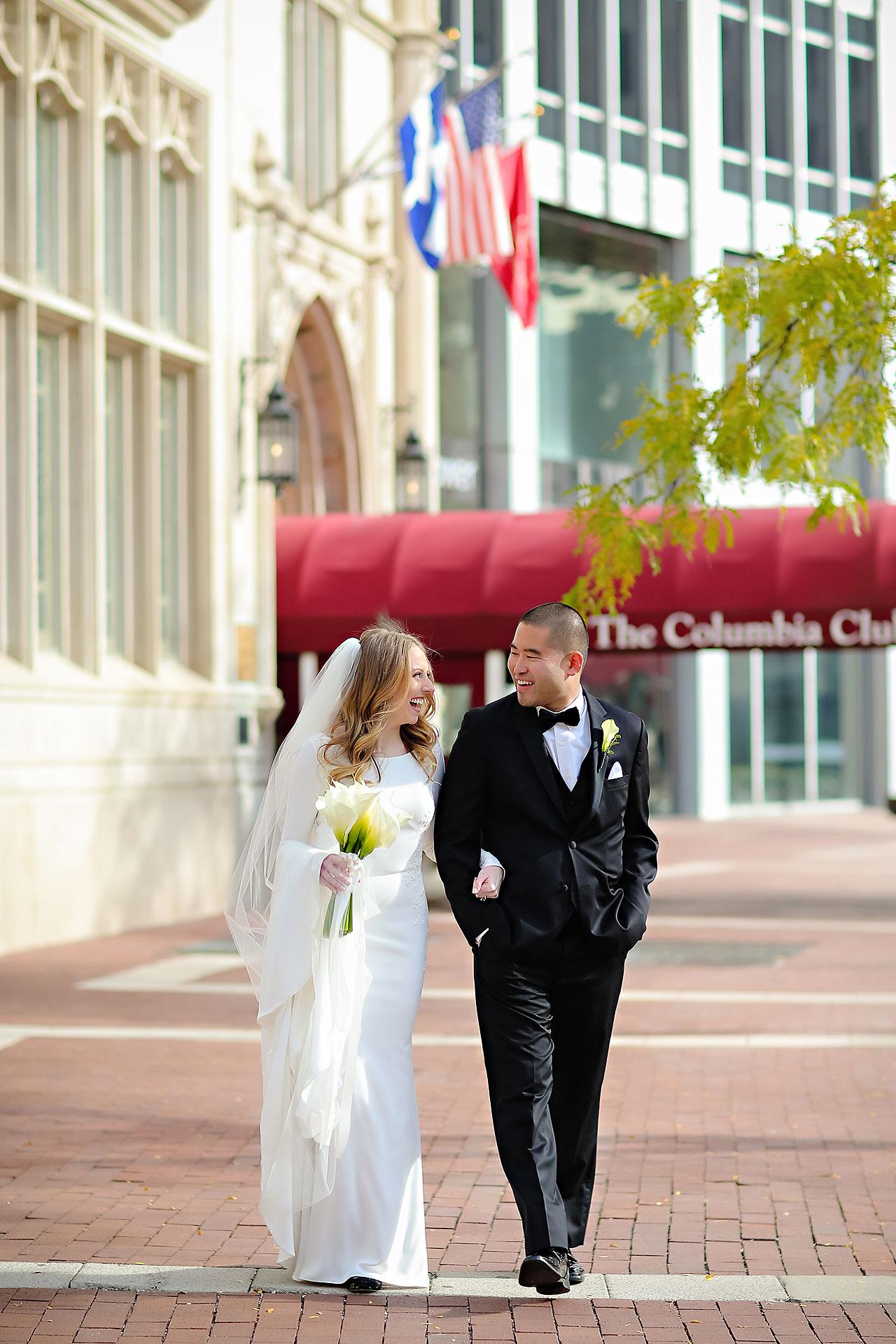 Mallory Wayne Columbia Club Indianapolis Wedding 108