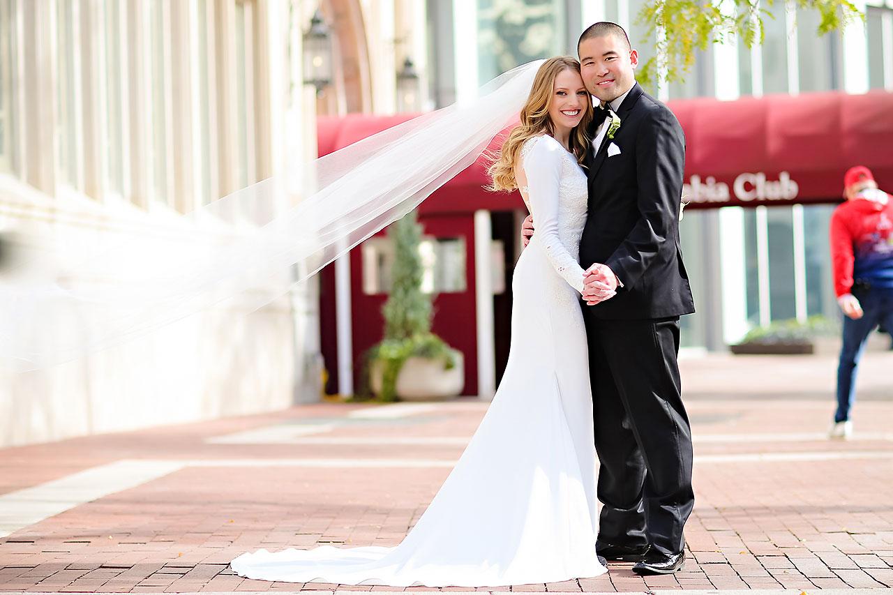 Mallory Wayne Columbia Club Indianapolis Wedding 106